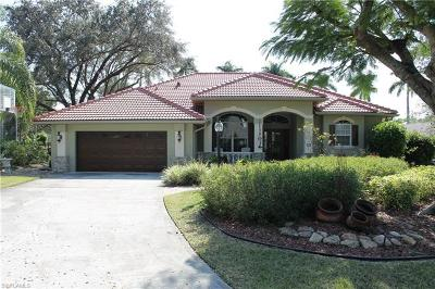 Fort Myers Single Family Home For Sale: 1236 Walden Dr