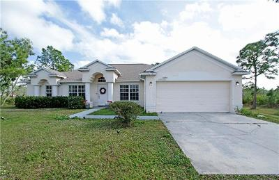 Naples Single Family Home For Sale: 4380 Everglades Blvd N