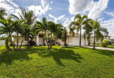 Charlotte County, Collier County, Desoto County, Glades County, Hendry County, Lee County, Sarasota County Single Family Home For Sale: 2118 SW 29th Ter