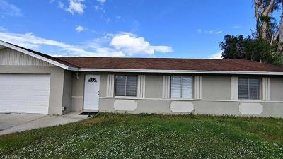 Fort Myers Single Family Home For Sale: 7409 Pebble Beach Rd