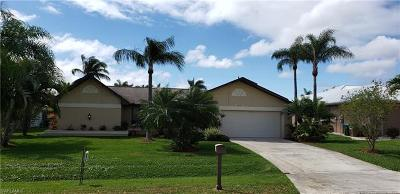 Cape Coral Single Family Home For Sale: 622 El Dorado Pky W