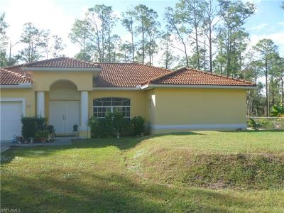 Lehigh Acres Single Family Home For Sale: 1311 Roosevelt Ave