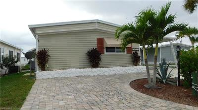 Fort Myers Mobile/Manufactured For Sale: 17760 Peppard Dr