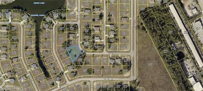 Cape Coral Residential Lots & Land For Sale: 138 SW 9th Ave