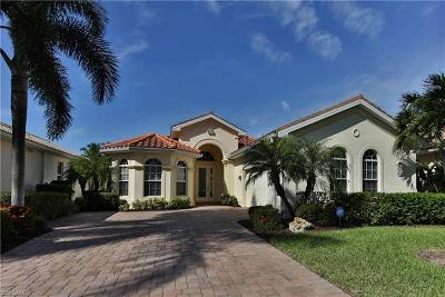Estero Single Family Home For Sale: 19516 Caladesi Dr