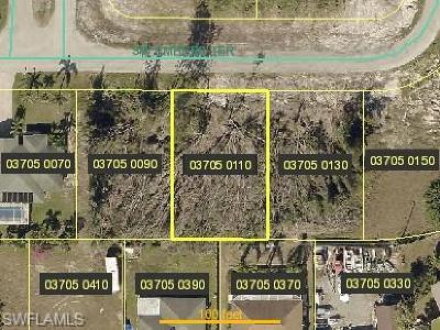 Cape Coral Residential Lots & Land For Sale: 1808 SW Embers Ln