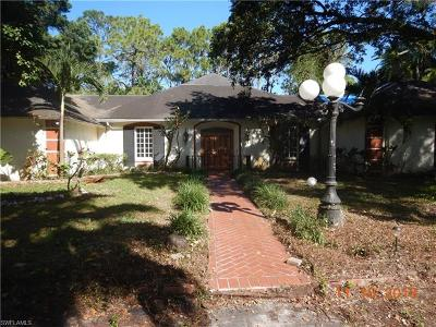 Fort Myers Single Family Home For Sale: 13540 Brynwood Ln