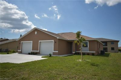 Cape Coral Multi Family Home For Sale: 4106/4110 Skyline Blvd