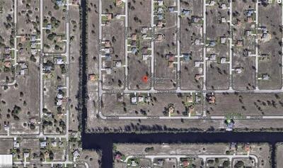 Cape Coral Residential Lots & Land For Sale: 2720 NW 21st Ave