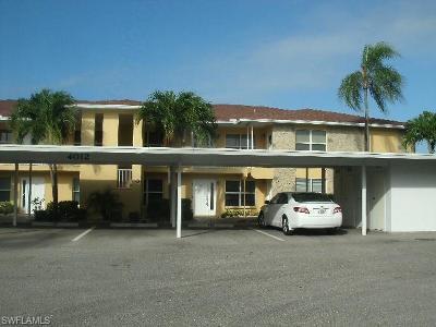Cape Coral Condo/Townhouse For Sale: 4012 SE 12th Ave #109