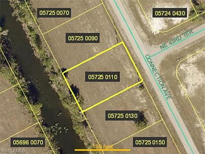 Cape Coral Residential Lots & Land For Sale: 4320 Connection Ave