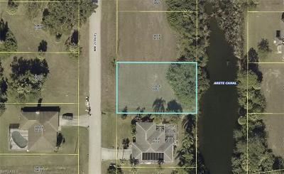 Cape Coral Residential Lots & Land For Sale: 1823 NW 27th Pl