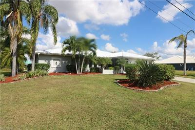Cape Coral Single Family Home For Sale: 1801 SW 45th Ln