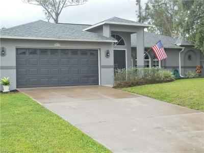 Lehigh Acres FL Single Family Home For Sale: $259,000