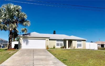 Cape Coral Single Family Home For Sale: 2105 NE 15th St