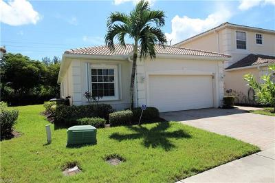 Fort Myers Single Family Home For Sale: 8823 Spring Mountain Way