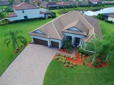 Fort Myers Single Family Home For Sale: 11265 Reflection Isles Blvd
