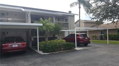 Cape Coral Condo/Townhouse For Sale: 1016 SW 48th Ter #206