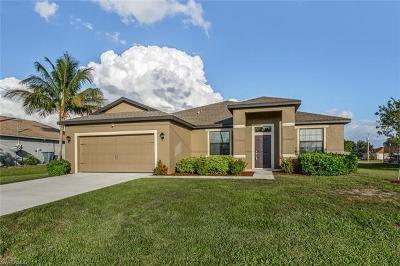 Cape Coral Single Family Home For Sale: 3123 SW 19th Pl