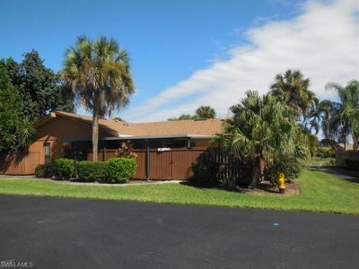 Fort Myers FL Condo/Townhouse For Sale: $146,500