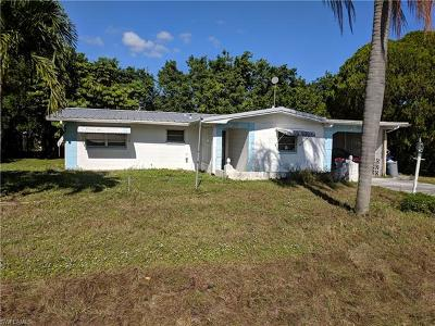 Fort Myers Single Family Home For Sale: 2231 Gorham Ave