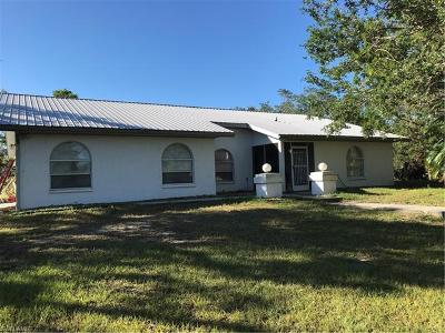 Glades County Single Family Home For Sale: 1767 Pollywog Crossover Rd