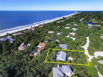 Captiva, Sanibel Single Family Home For Sale: 4339 Gulf Pines Dr