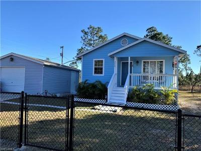 Lehigh Acres FL Single Family Home For Sale: $139,900