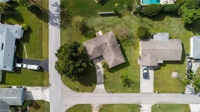 Fort Myers Single Family Home For Sale: 8949 Chatham St