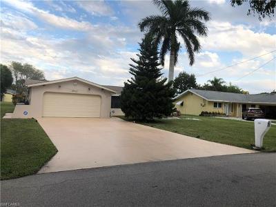 Cape Coral Single Family Home For Sale: 4019 SE 1st Pl