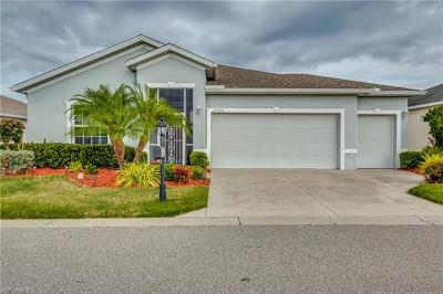 Port Charlotte Single Family Home For Sale: 24348 Westgate Blvd