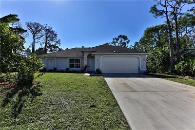 Lehigh Acres Single Family Home For Sale: 1028 N Durand St