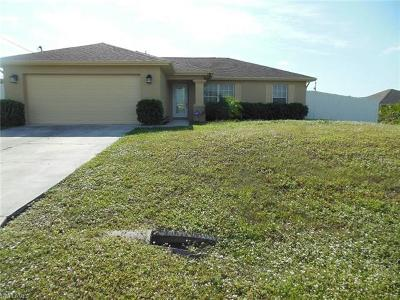 Lehigh Acres FL Single Family Home For Sale: $225,000