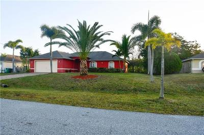 Cape Coral Single Family Home For Sale: 1901 NE 3rd Ct