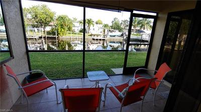 Cape Coral Condo/Townhouse For Sale: 4805 Sorrento Ct #104