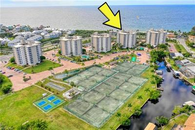 Bonita Springs, Cape Coral, Captiva, Estero, Fort Myers, North Fort Myers Condo/Townhouse For Sale: 5800 Bonita Beach Rd #2303