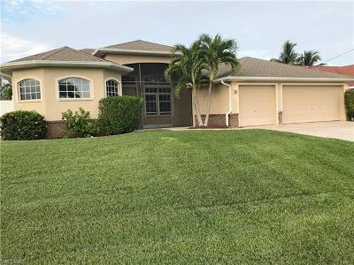 Cape Coral Single Family Home For Sale: 2409 SW 39th St