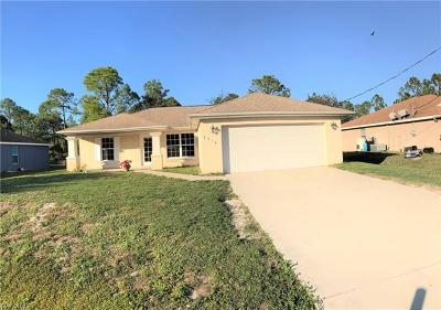 Lehigh Acres FL Single Family Home For Sale: $164,000