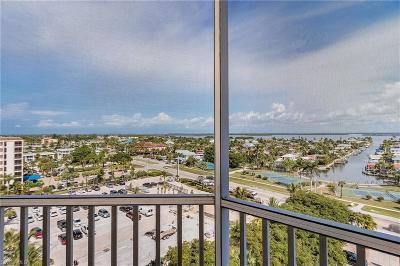 Fort Myers Beach Condo/Townhouse For Sale: 6620 Estero Blvd #902
