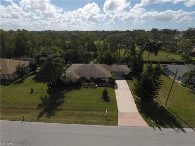 Cape Coral Single Family Home For Sale: 1410 SW 20th St
