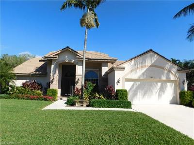 Fort Myers Single Family Home For Sale: 12850 Kelly Greens Blvd