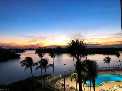 Fort Myers Beach Condo/Townhouse For Sale: 18120 San Carlos Blvd #503