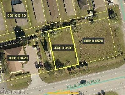 Commercial Lots & Land For Sale: 12946 Palm Beach Blvd