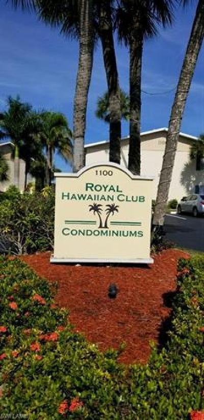 Cape Coral Condo/Townhouse For Sale: 1100 Pondella Rd #706