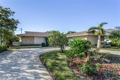 Cape Coral Single Family Home For Sale: 350 Bayshore Dr