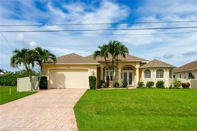 Cape Coral Single Family Home For Sale: 2832 SW 26th Pl