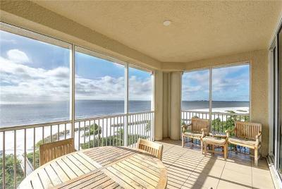 Fort Myers Beach Condo/Townhouse For Sale: 190 Estero Blvd #407