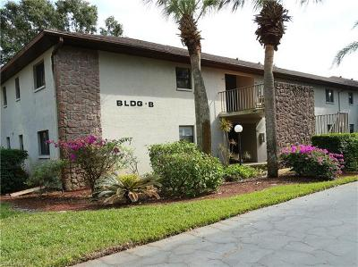 Lehigh Acres Condo/Townhouse For Sale: 10 Beth Stacey Blvd #205