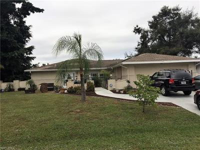 Lehigh Acres Single Family Home For Sale: 201 Lowry Ave