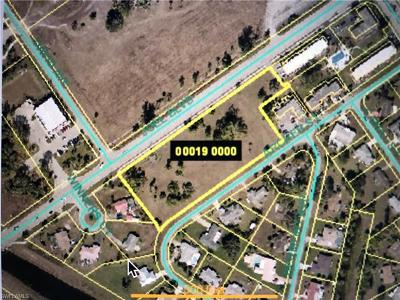 Lehigh Acres Residential Lots & Land For Sale: Joel Blvd